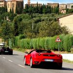Tour in Ferrari
