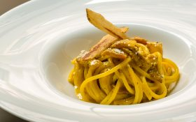 Gourmet restaurants in Rome