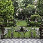 Milan's Private Gardens & Courtyards