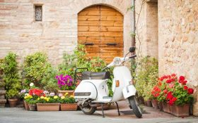 Vespa Tour in Toscana