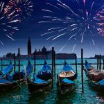 New Year's Eve gala night in Venice
