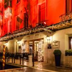 A gourmet Christmas in Venice