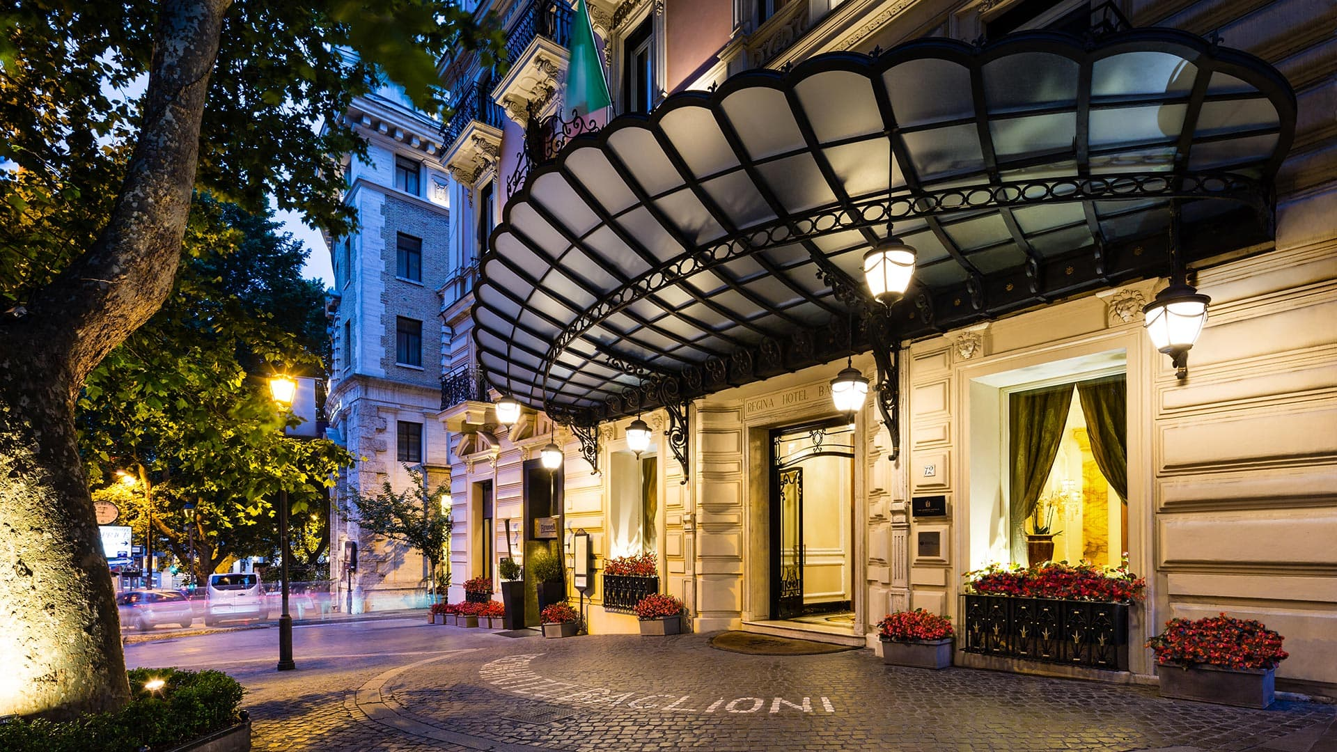 baglioni hotel regina 5 star italian luxury accommodation