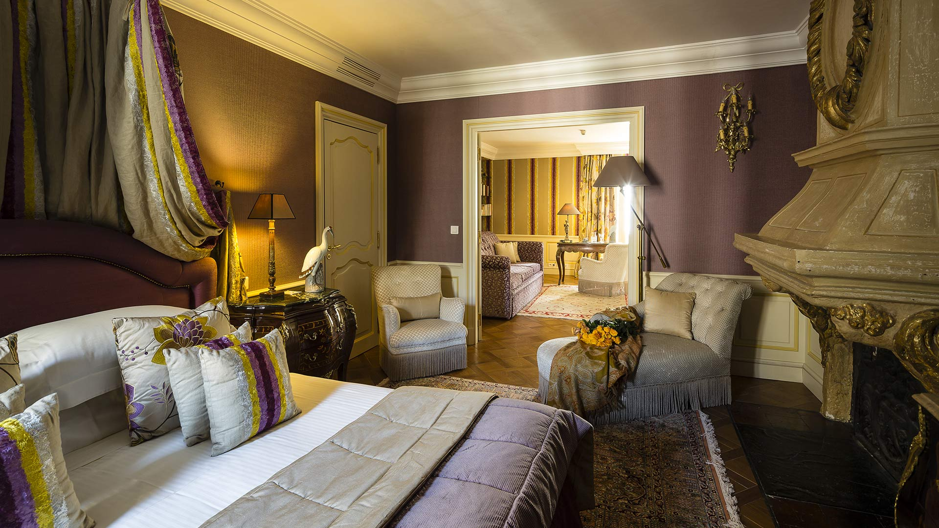 Suite Hotel Le Saint Paul Provenza