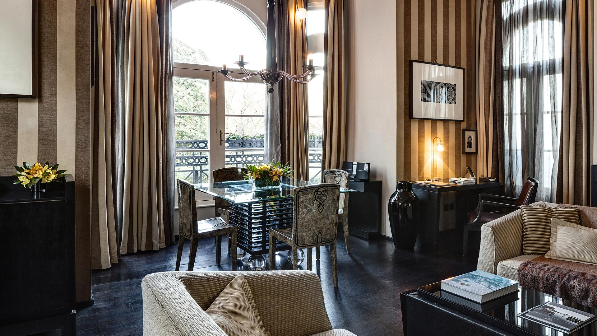Royal Suite Hyde Park Baglioni Hotel London