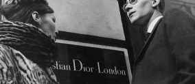 Christian Dior, the exhibition in London at Victoria&Albert