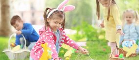 Easter in London with your family
