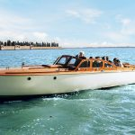 Tour of the Venetian Lagoon in vintage boat