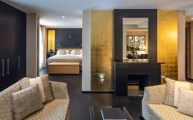 Living Deluxe Suite - Baglioni Hotel London