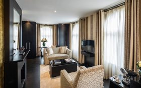 Living Executive Suite - Baglioni Hotel London