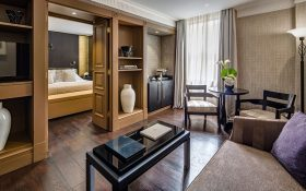 Junior Suite Family al Baglioni Hotel London