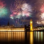 Celebrate New Year's eve in London
