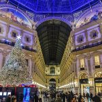 Christmas shopping and relax in Milan