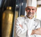 Luciano Sarzi Sartori Chef Executive at the Brunello Restaurant